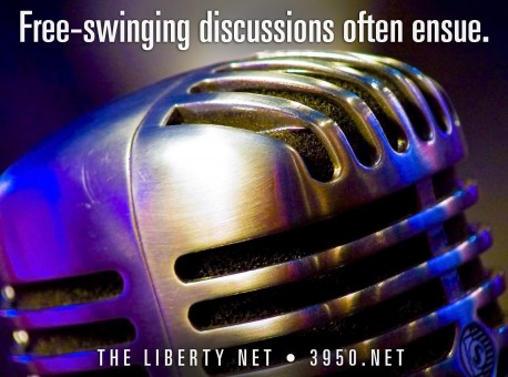 Liberty Net - free-swinging discussion