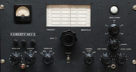Liberty Net - SSB transmitter