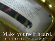 Liberty Net - antique meter