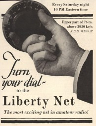 Liberty Net - most exciting net in amateur radio