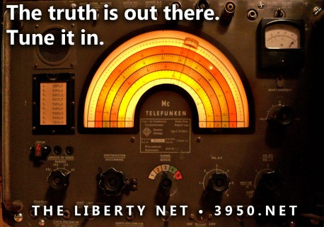 Liberty Net - the truth is out there Telefunken