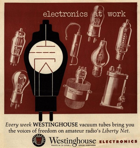 Liberty Net - Westinghouse tubes