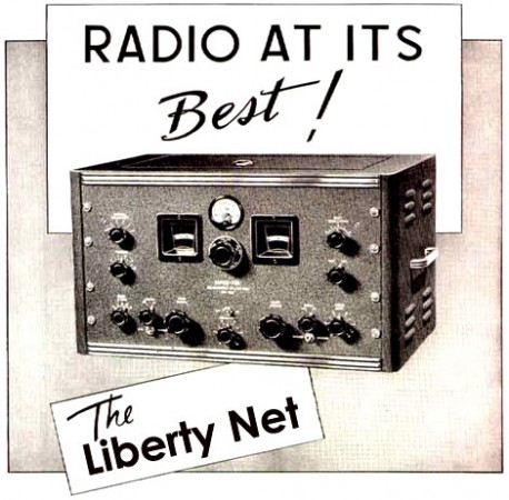 Liberty Net - radio at its best