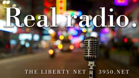 Liberty-Net---street-Shure-microphone