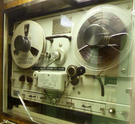 Liberty-Net---Ampex-reel-to-reel-tape-deck