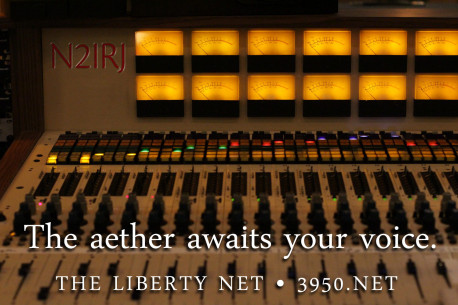 Liberty-Net---audio-mixing-console