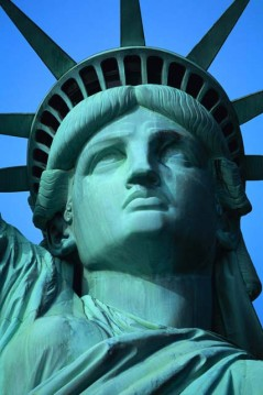 The Goddess of Liberty