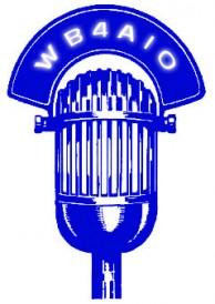 WB4AIO microphone logo