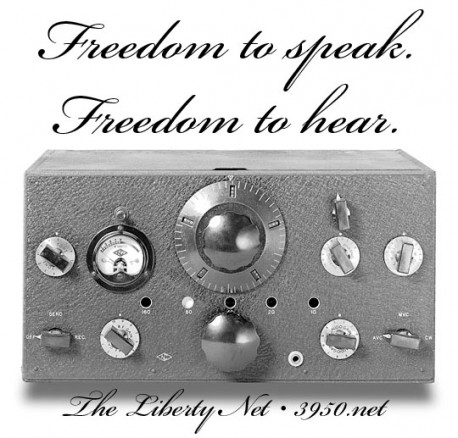 Liberty Net - two freedoms