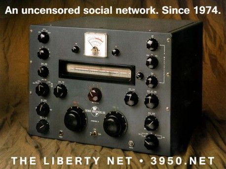 Liberty Net - uncensored social network