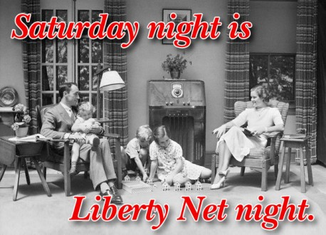 Liberty Net - saturday night