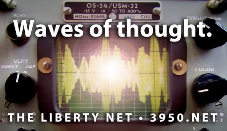 Liberty Net - waves of thought