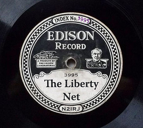 Liberty-Net---Edison-record