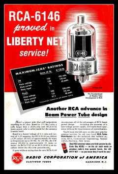 Liberty-Net---6146-tube