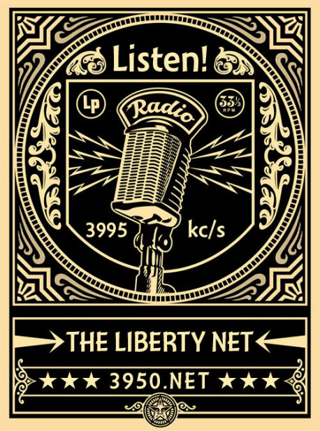 Liberty-Net---microphone-poster