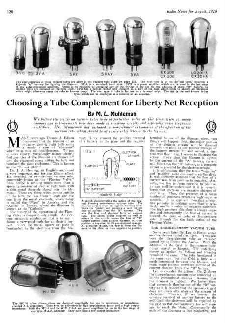 Liberty-Net---Early-vacuum-tubes