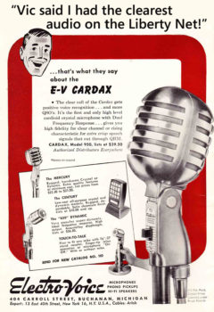 Liberty-Net---Electro-Voice-Cardax-Microphone